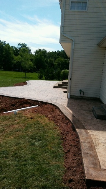Cooper bordered patio, Ashlar