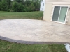 Jumbo Ashlar in beige cream and cut stone border