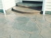 web size Cobblestone Pattern and steps