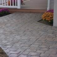 Stamped Concrete Design Flexability