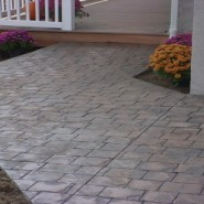 Stamped Concrete Design Flexability