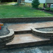 Stamped Concrete Offers Low Maintenance